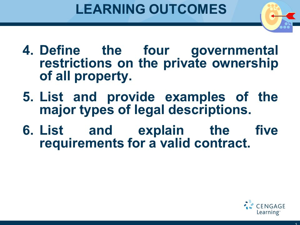 IMPORTANCE OF CONTRACTS Listing Contracts Sale Contracts Escrow Contracts Private Restrictions Statute of Frauds 26
