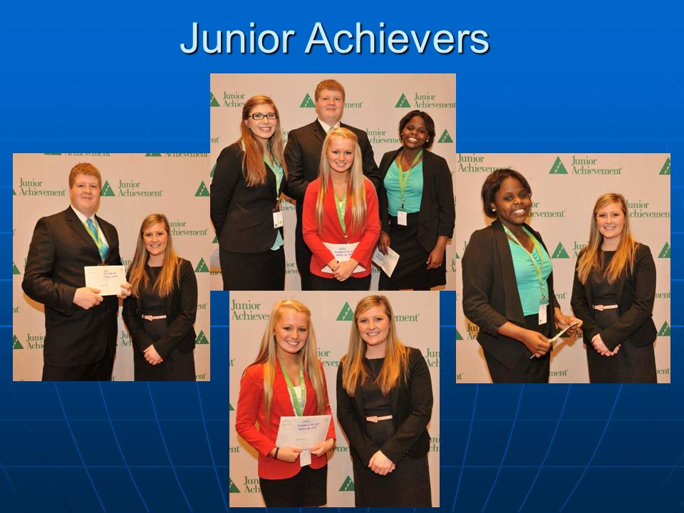 Junior Achievers