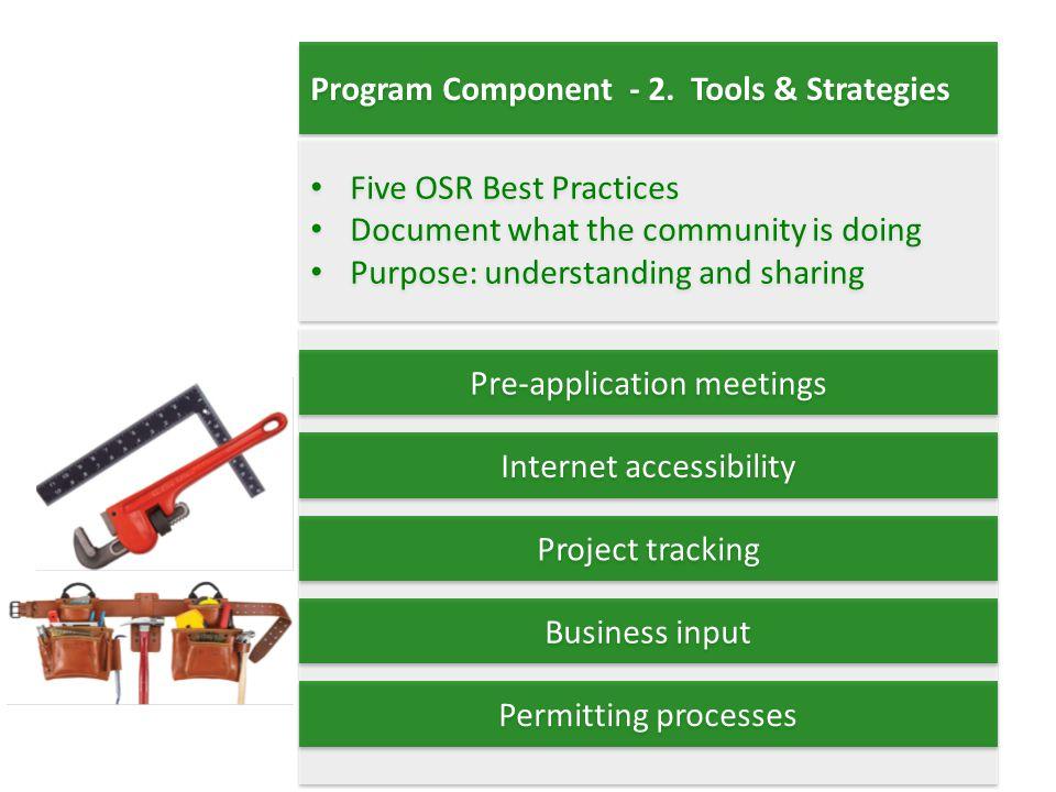 Program Component - 3.