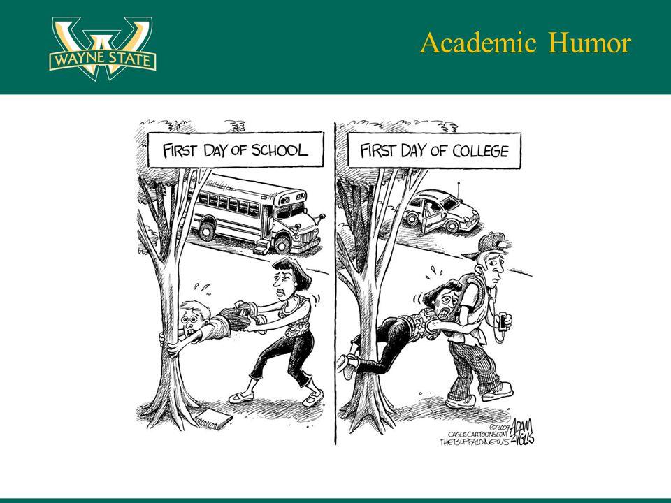 Academic Humor