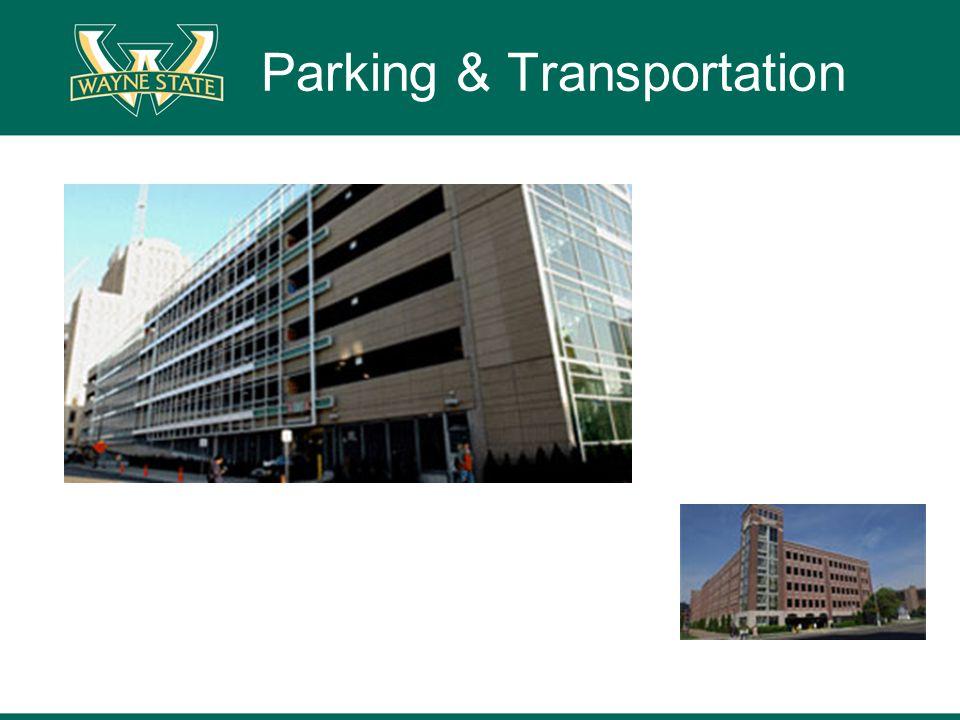 Parking & Transportation