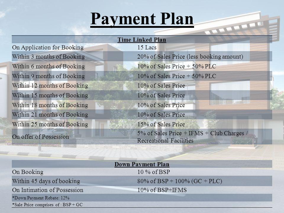 Payment Plan