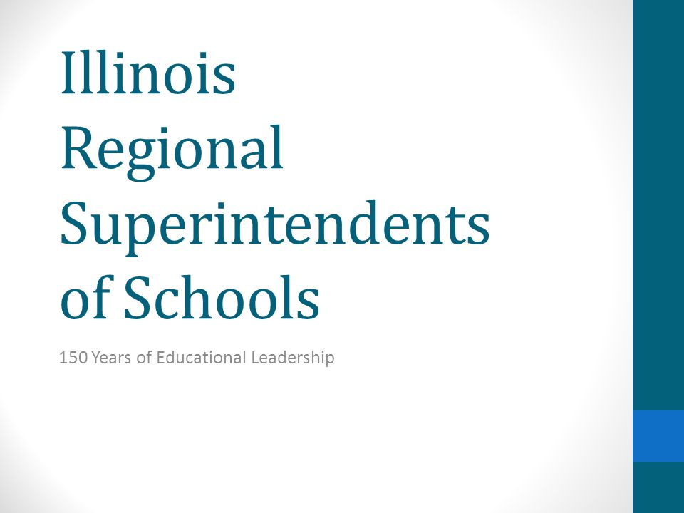 Created by Dr. Marc Kiehna Former Regional Superintendent Monroe and Randolph Counties