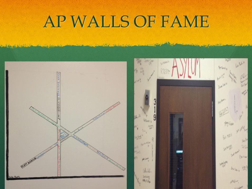 AP WALLS OF FAME