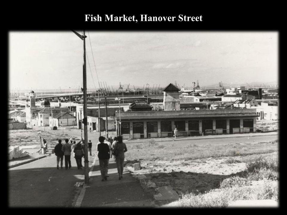 Fish Market, Hanover Street