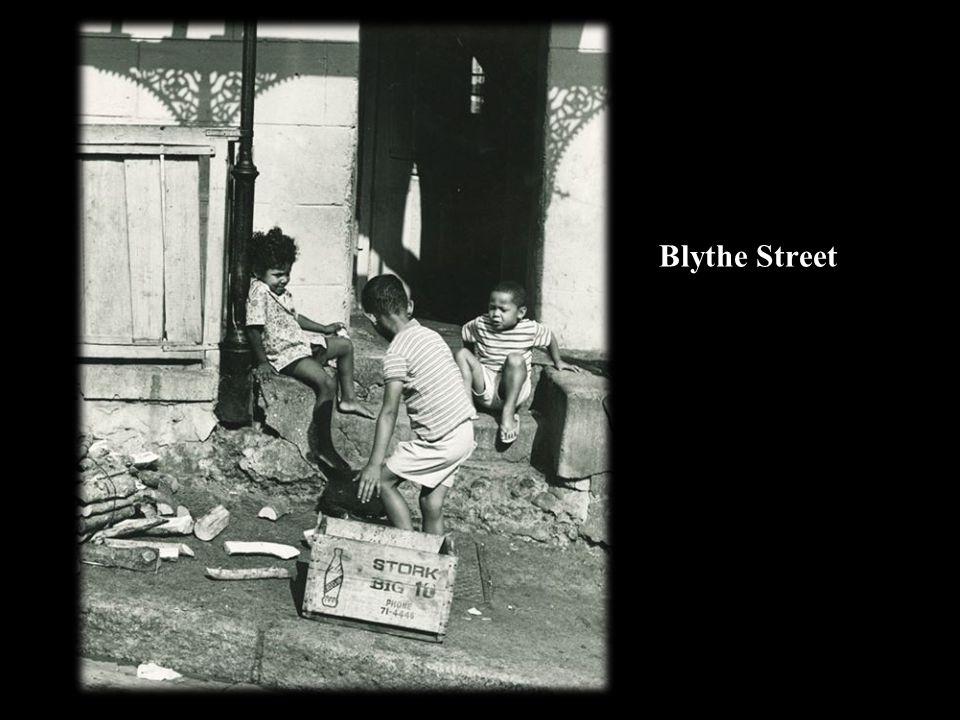 Blythe Street