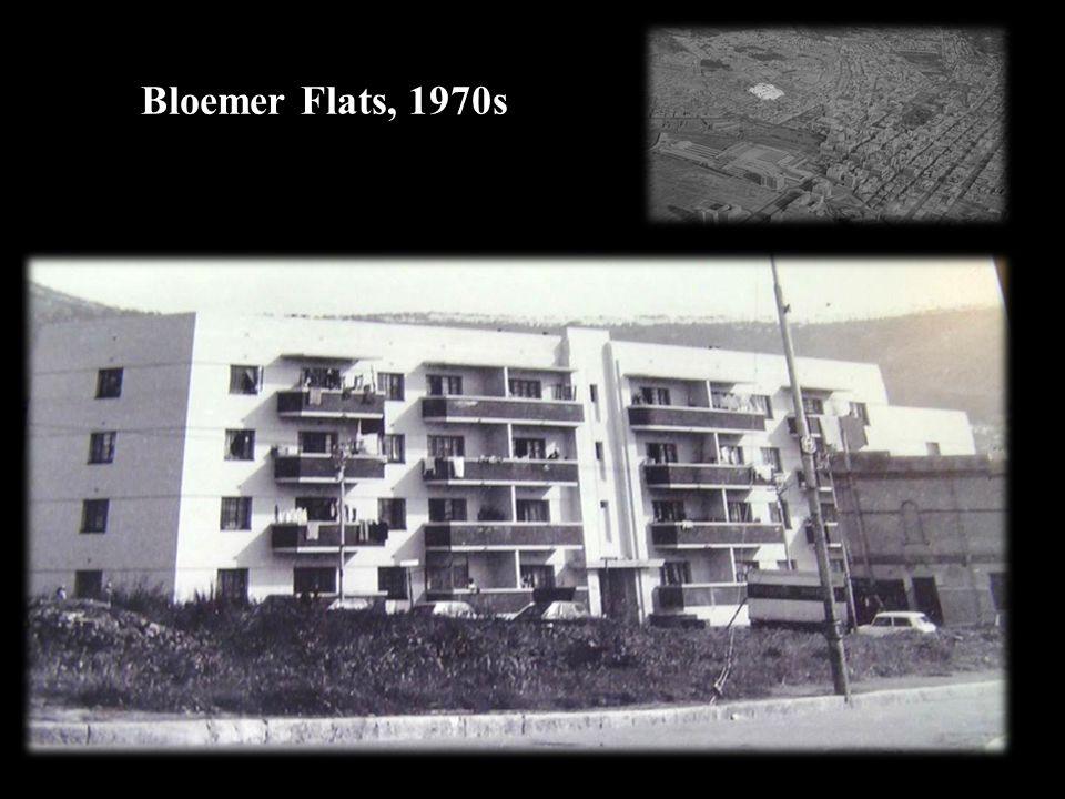 Bloemer Flats, 1970s