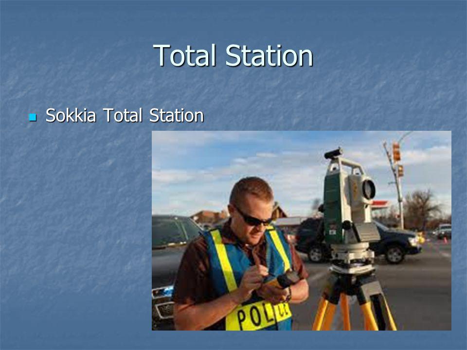 Total Station Sokkia Total Station Sokkia Total Station