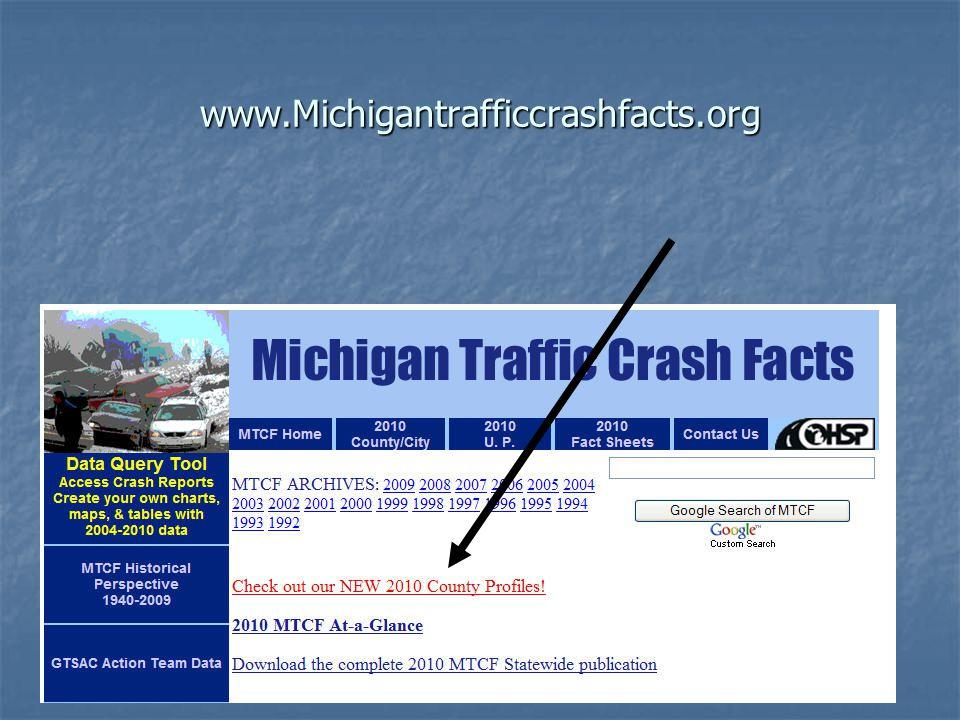 www.Michigantrafficcrashfacts.org