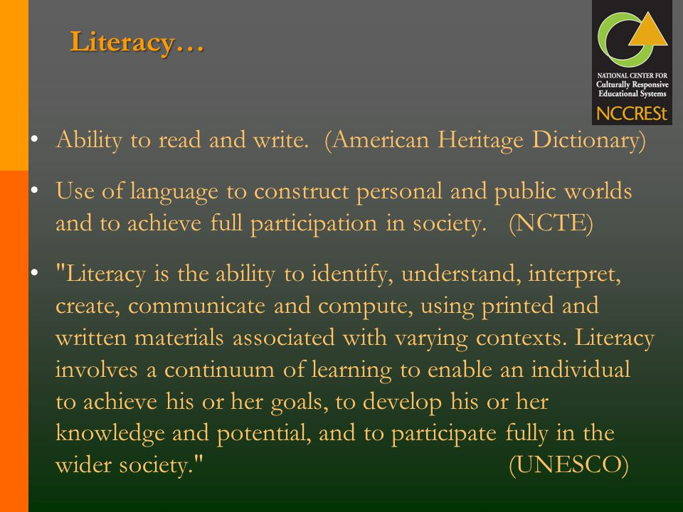 Shifting Literature & Text Literature & Text Canon Multiple Voices Contributions Additive Transformative Social Action