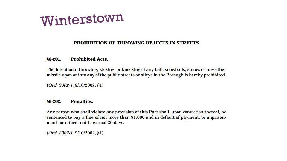 Winterstown