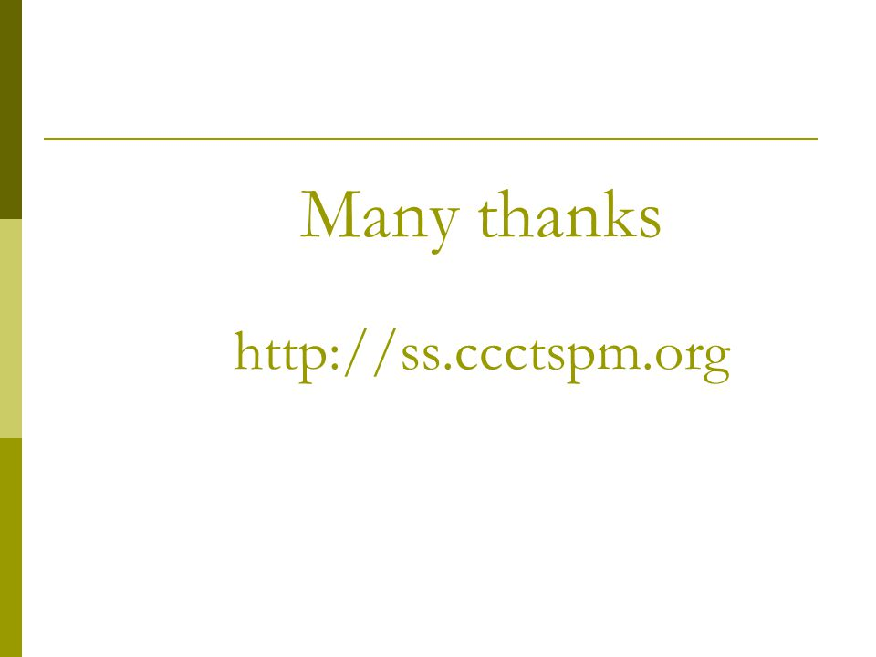 Many thanks http://ss.ccctspm.org
