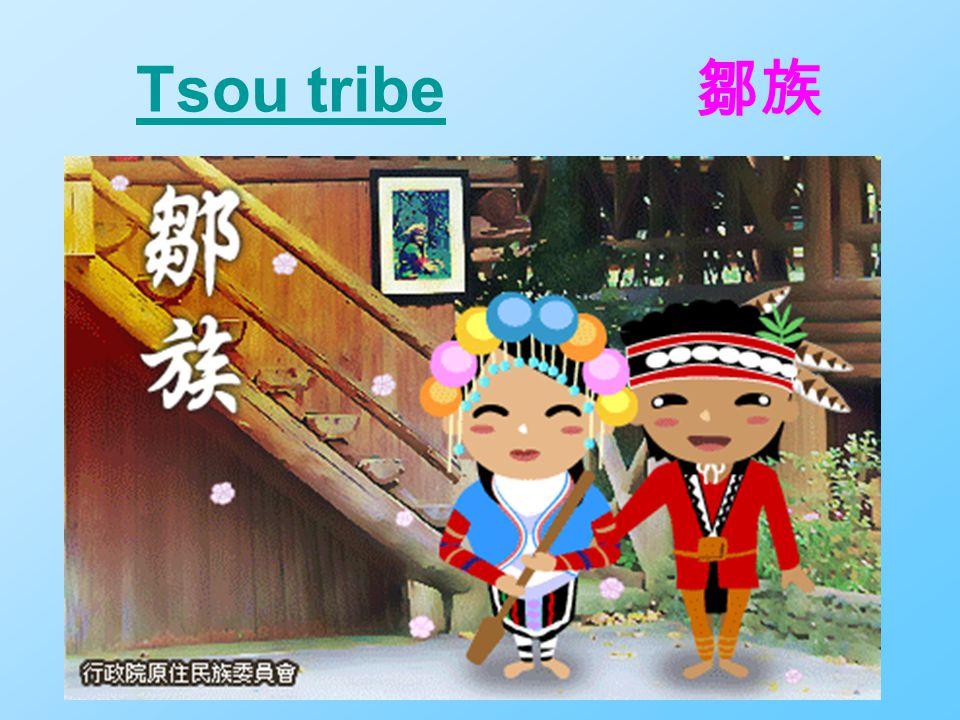 Tsou tribeTsou tribe 鄒族
