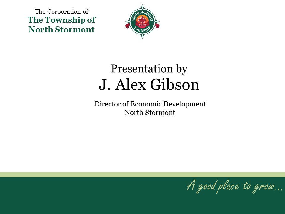 Presentation by J.