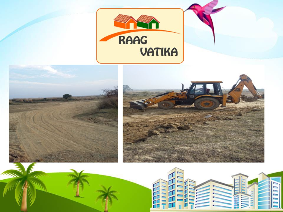 Raag Vatika is a very amazing township in Sangam Nagari Allahabad; The Township is surrounded by Airforce and Cantt. Areas to make your living safe &