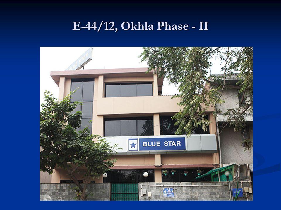 E-44/12, Okhla Phase - II