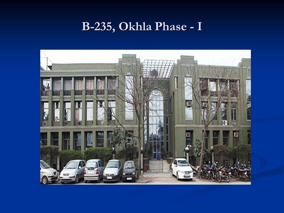 B-235, Okhla Phase - I