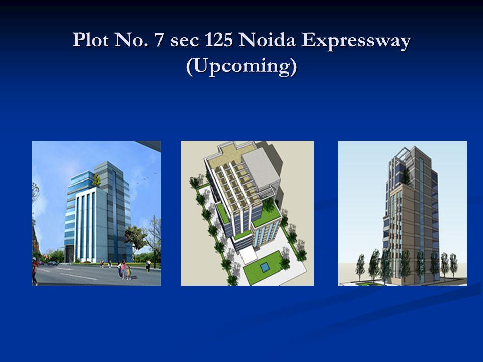 Plot No. 7 sec 125 Noida Expressway (Upcoming)