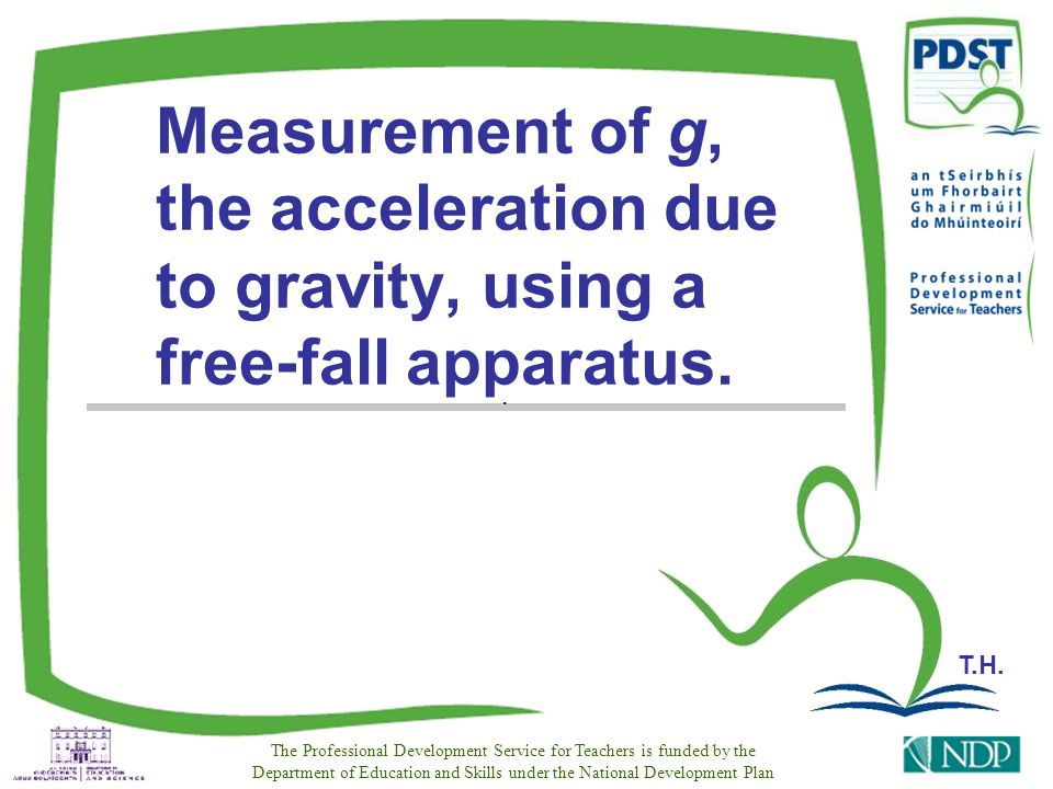 . PDST Resources for Leaving Certificate Physics 2 Apparatus