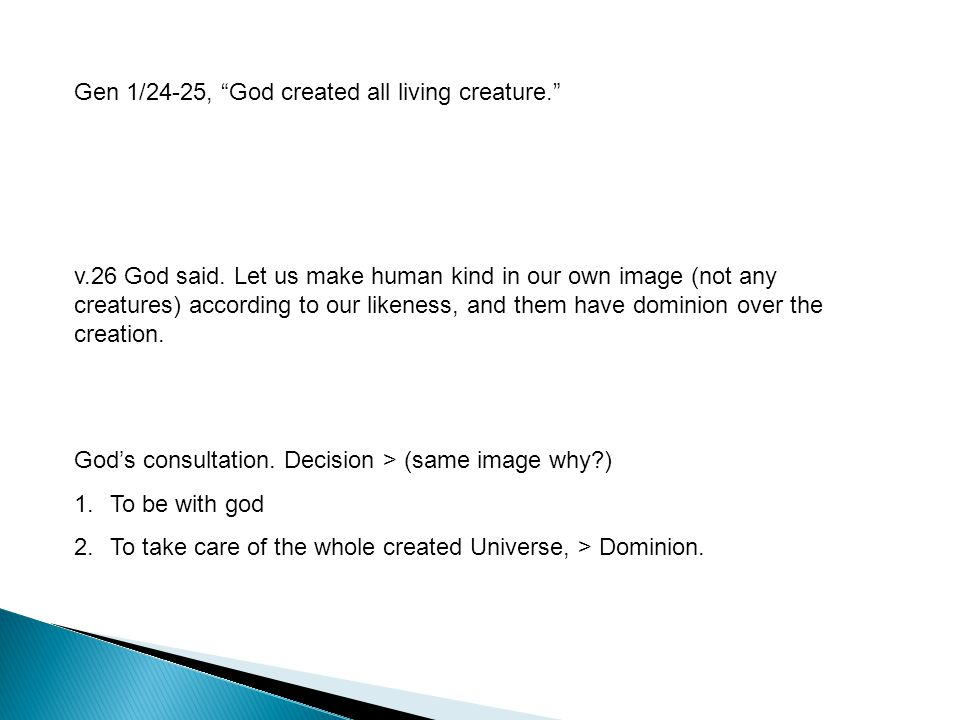 Wisd 9/2-3 by your wisdom you have formed human kind to have dominion over the creatures you have made, and rule the world with Holiness and righteousness .