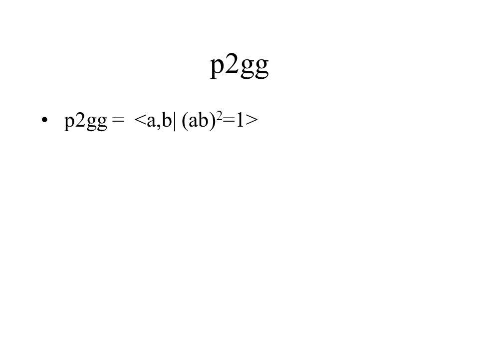 p2gg p2gg =