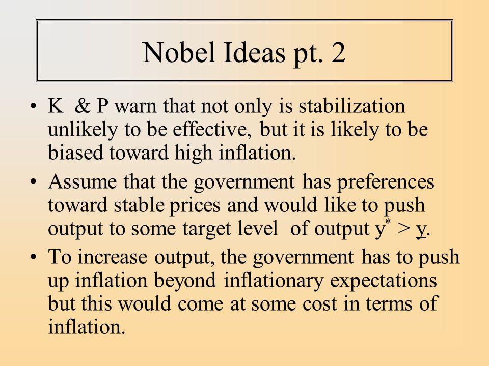 Nobel Ideas pt.