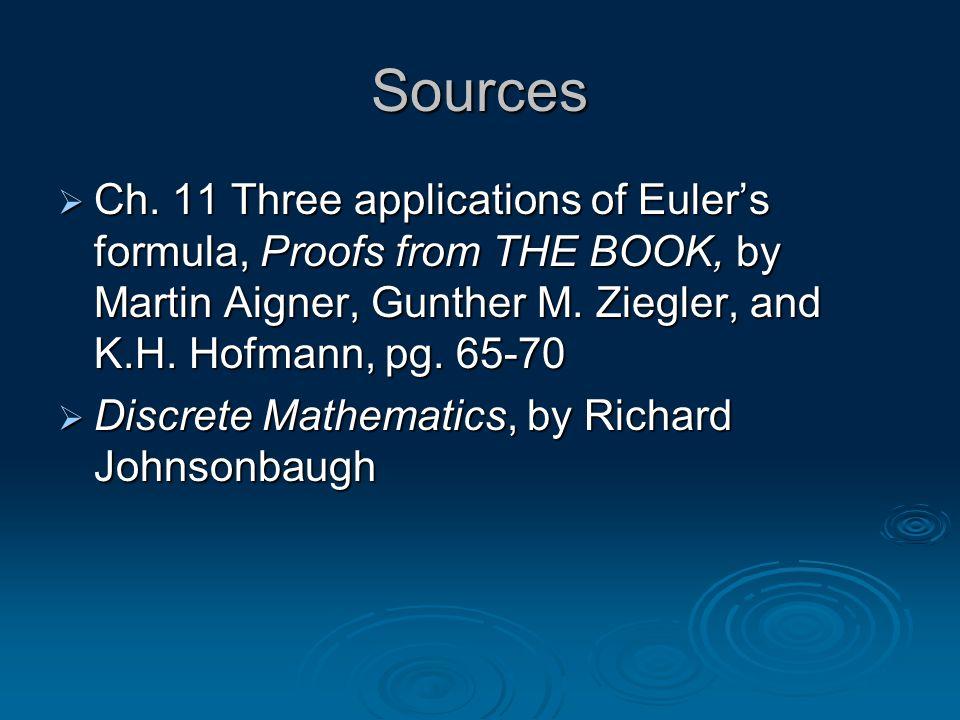 Sources  Ch.