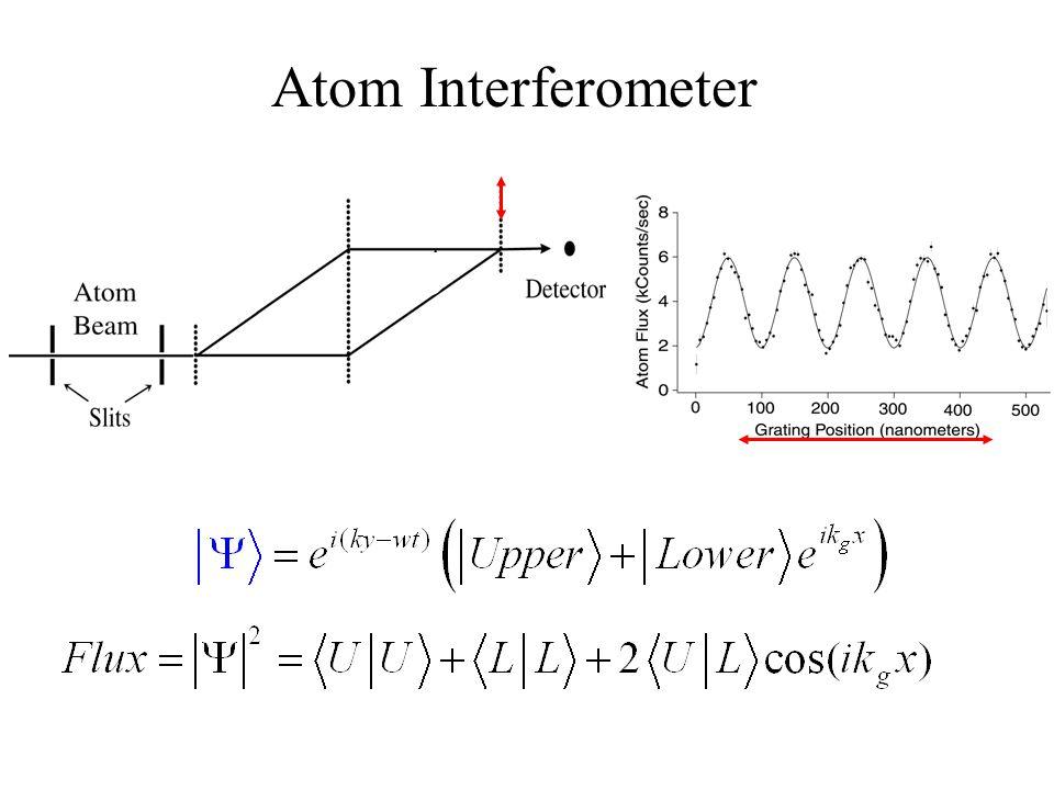 Atom Interferometer
