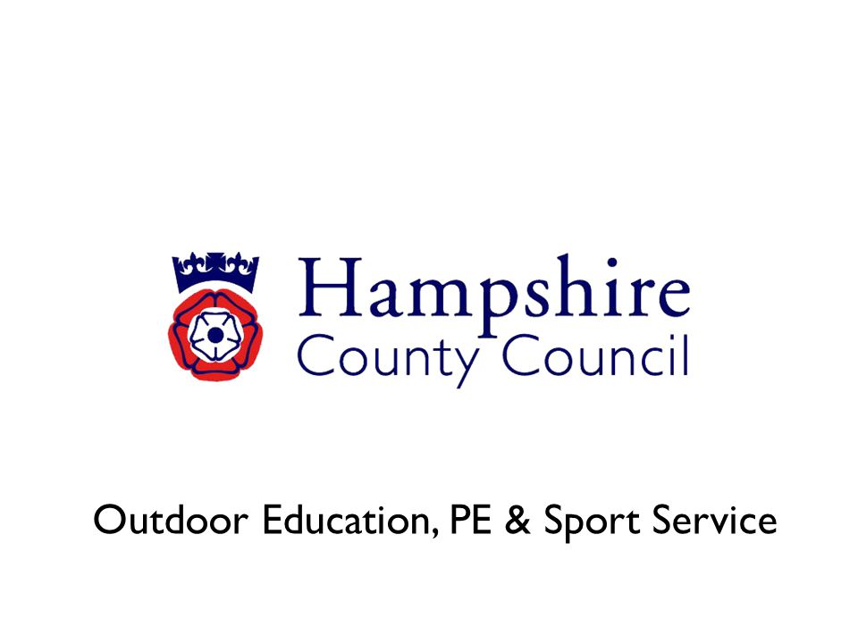 Outdoor Education, PE & Sport Service