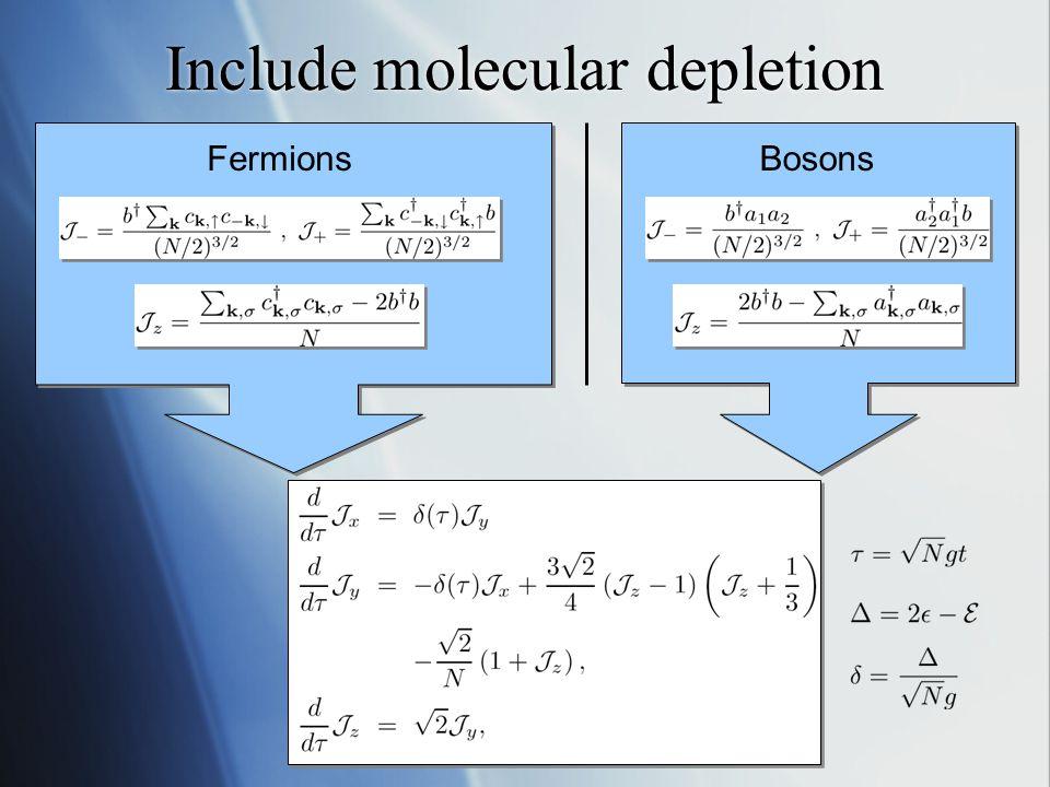 Bose stimulation 'Molecular BEC'