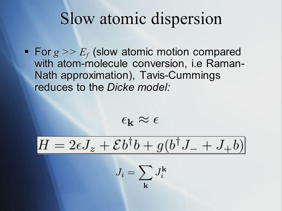 Pseudospin representation  Anderson, Phys. Rev. 112, 1900 (1958).  Barankov and Levitov, Phys. Rev. Lett. 93, 130403 (2004). Fermion-pair operators
