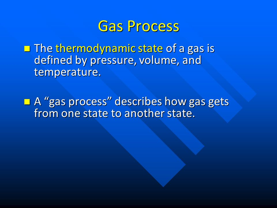 T1T1 Isothermal Process (constant temperature) P V  T = 0 (constant T) Hayon: Pull plunger up from halfway (slowly)