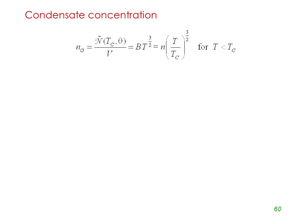 60 Condensate concentration GAS condensate fractionfraction