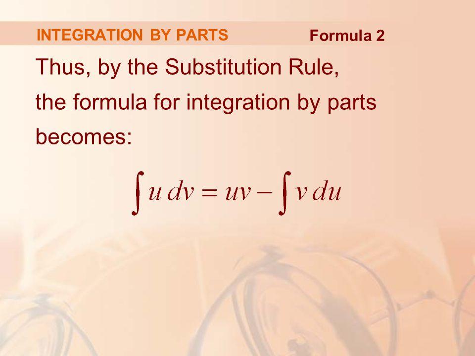 Find ∫ x sin x dx  Suppose we choose f(x) = x and g'(x) = sin x.