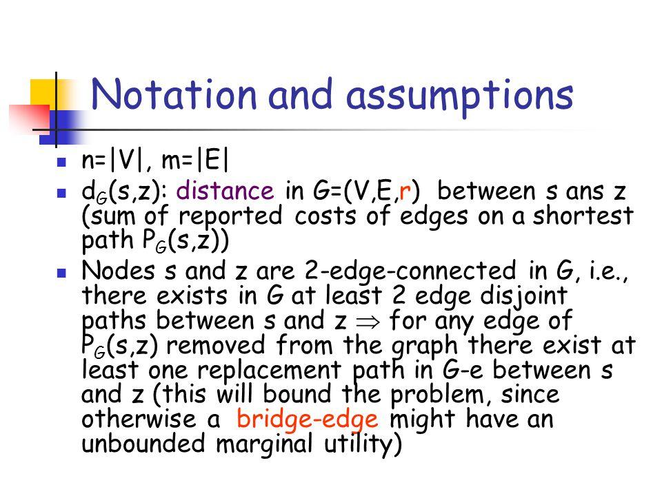 A simple lemma Proof (by contr.) Let y  M z (e), then y  N z (e).