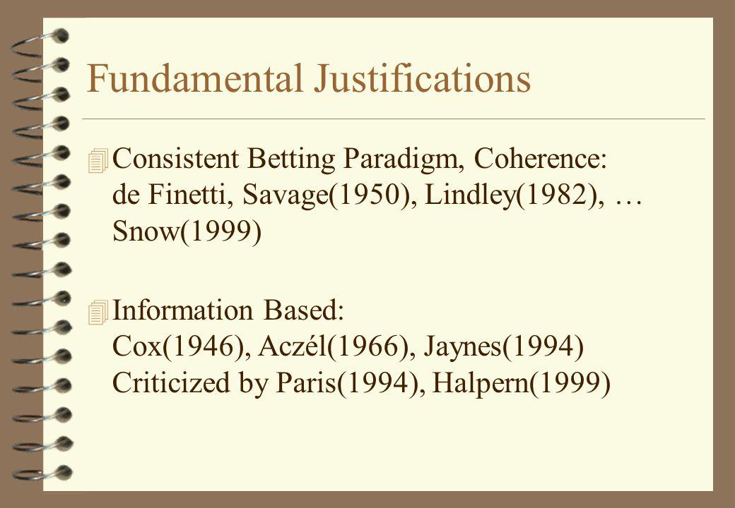 Probability model Counterexample Log probability i INFINITE CASE: NON-SEPARABILITY