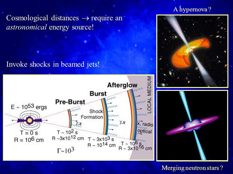 A hypernova .Merging neutron stars .