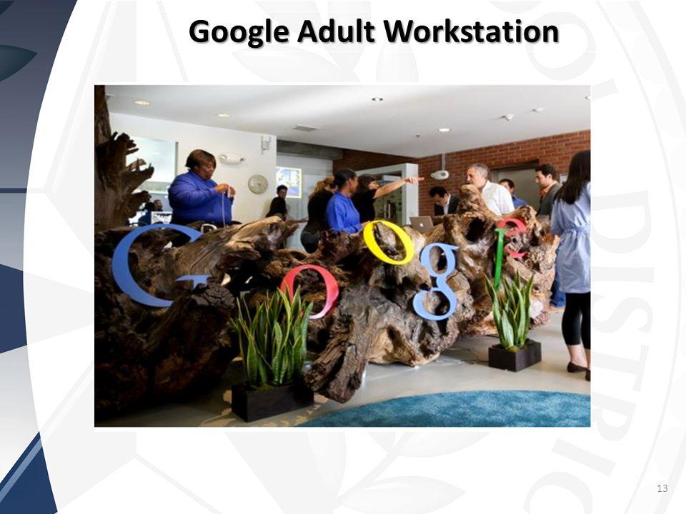 Google Adult Workstation 13