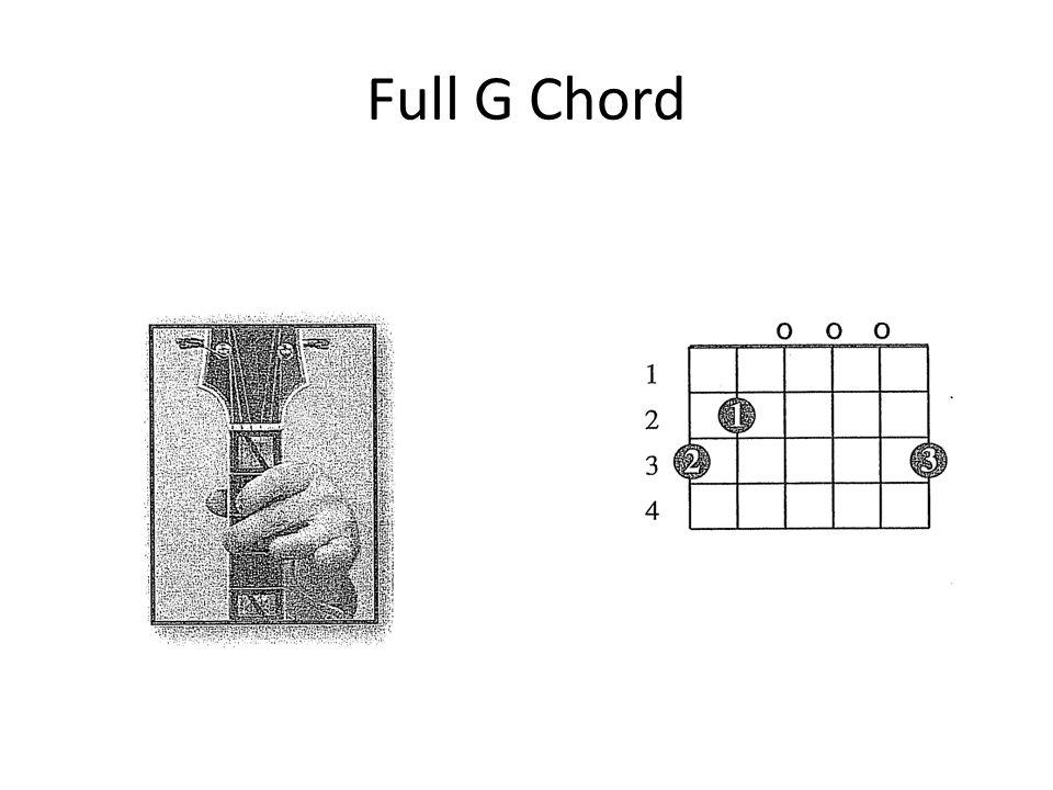 Full G Chord