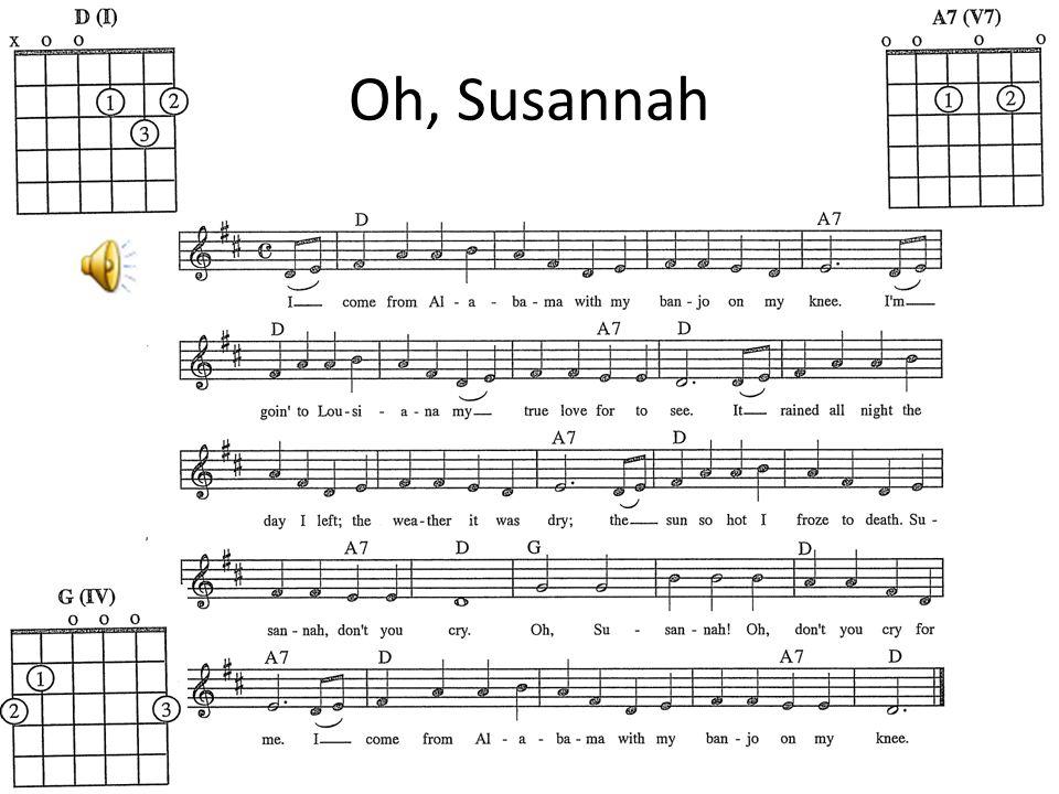 Oh, Susannah