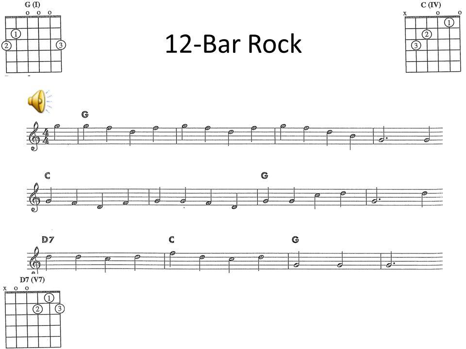 12-Bar Rock
