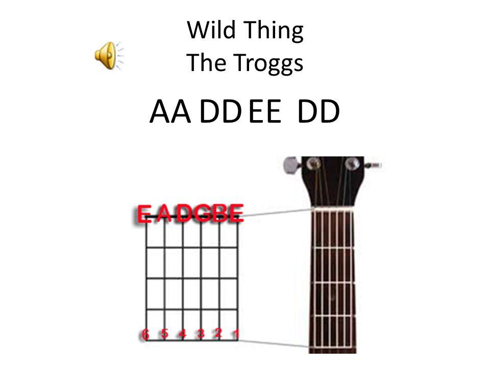 Wild Thing The Troggs AADDEEDD