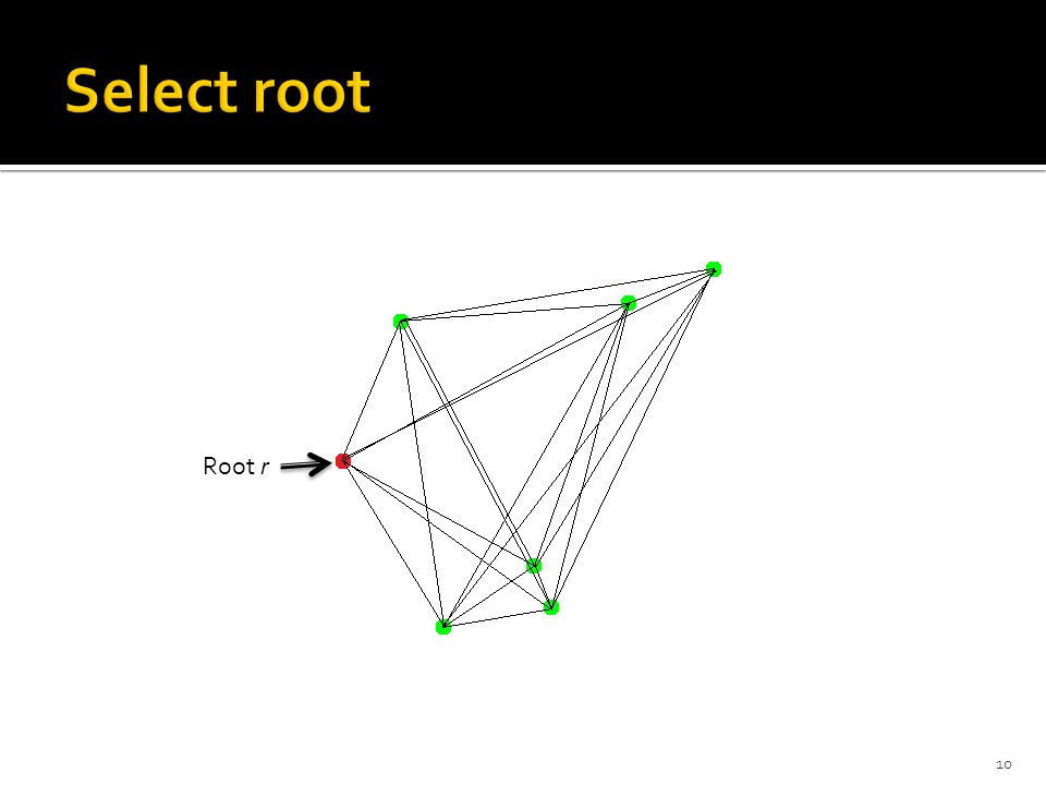 10 Root r