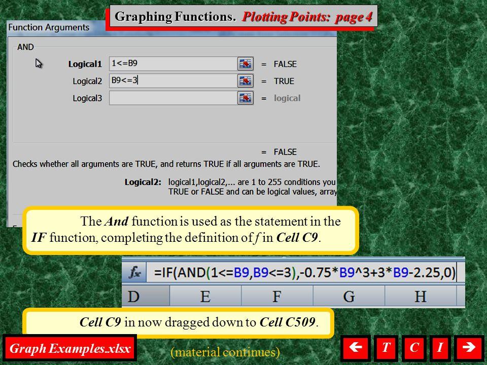 Integration, Integrals Integrating.xlsm (material continues) Integration.