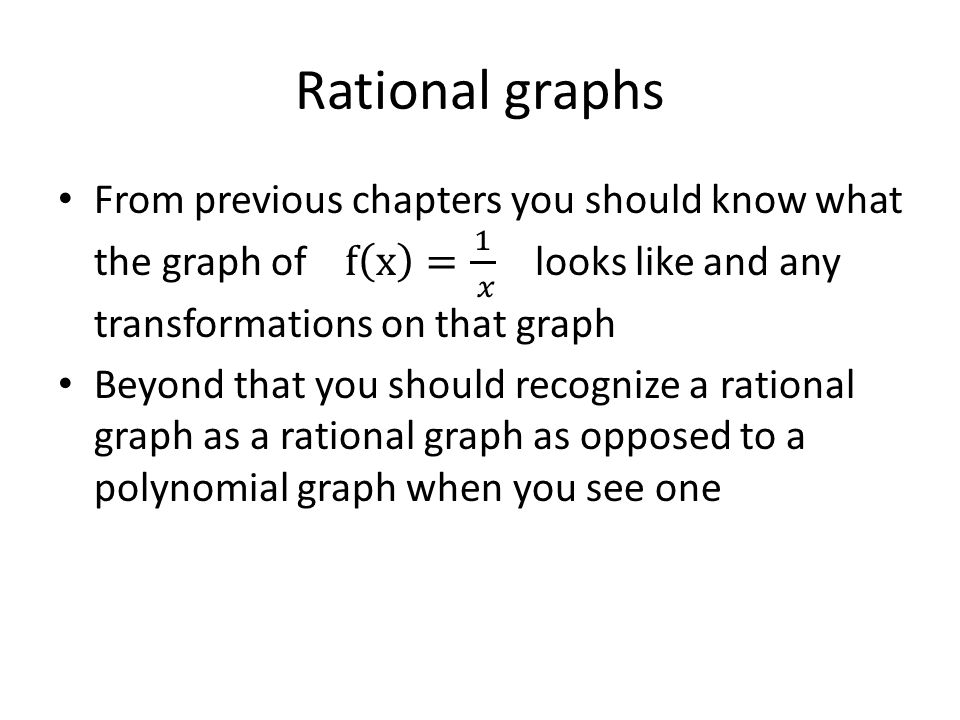 Rational graphs