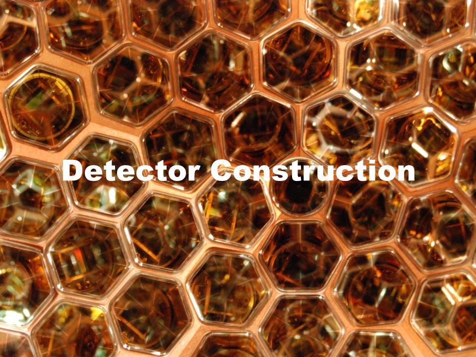 Detector Construction