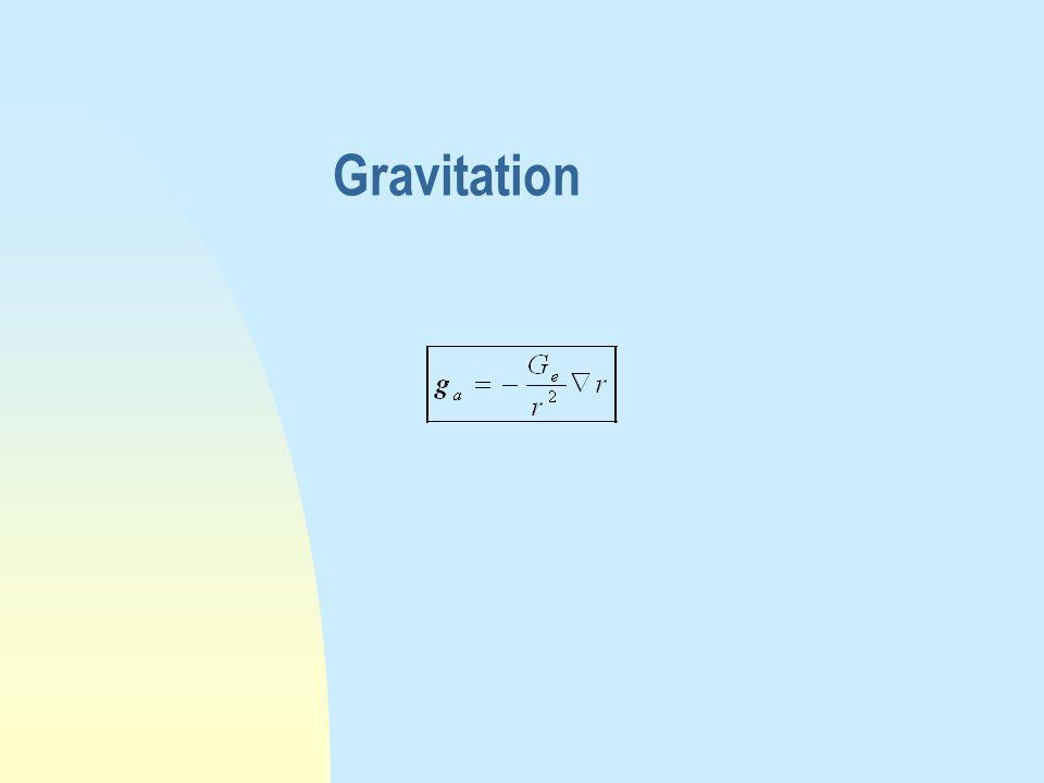 Gravitation