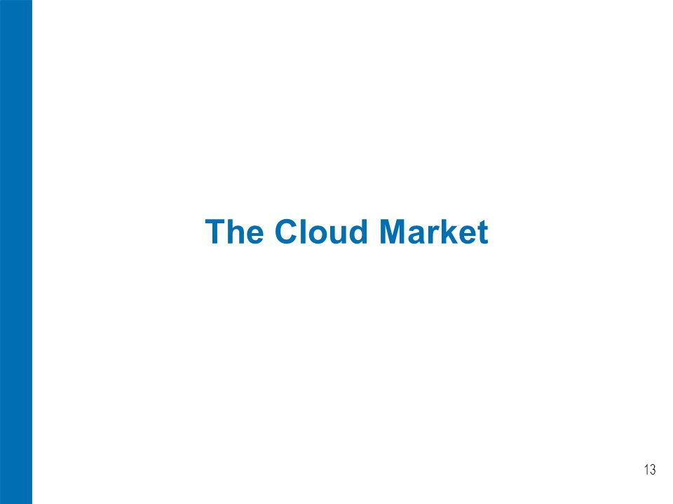 The Cloud Market 13