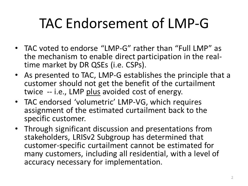 How would LMP-Proxy $G work.
