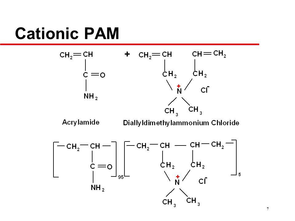 7 Cationic PAM